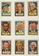 1952 Topps Look N See Set 135   #*#
