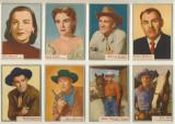 """1953 Who-Z-At Star? Set 80  Set #1 """""""""""