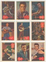 """1956 (Topps) Bubbles Inc. Elvis Set (66) Cards  """""""""""