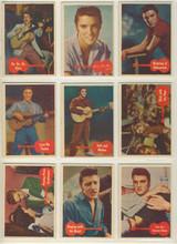 """1956 (Topps) Bubbles Inc Elvis Set 66 """""""""""