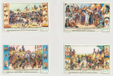 1956 F1641  Indians Of The North American Plaines  Set 6   """"
