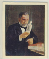 1956 Bibby UK They Gave Ut A Name Louis Pasteur Ex-Mt