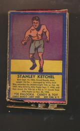 "1958 R427 Joe Palooka R427 Stanley Ketchel Complete Box With Toy """""