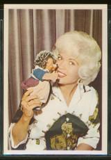 1960 De Jonge, Germany Film Stars #73 Jayne Mansfield Nr-Mt