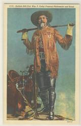 1960's Buffalo Bill Post Card #1115