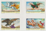 1961 F1727 Winged Gods & Heroes Of Ancient Greece  Set 6   """"
