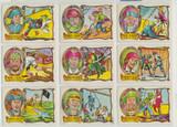 1961 Fleer  Pirate Bold  Set  66   #*
