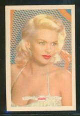 1960s Australia Atlantic Oil Film Stars Picture Pagenant #29/32 Ex-Mt