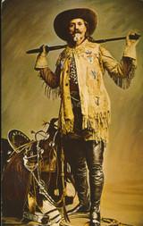 1960's Buffalo Bill Post Card