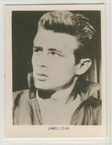 1960s James Dean Black & White Blank Back  #*