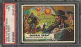 1962 Civil War News #38 General Grant  PSA 7 NM  #*