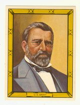 1964 Sales Promotion Services, Inc Ulysses Sinpson Grant 18th President  #*