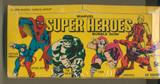 1966 Donruss Marvel Super Heroes Empty Display Box