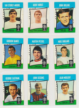 1967 AB & C Footballers Star Players Set Made In England