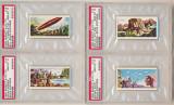 1966 Barratt & Co Ltd Spaces Mysteries 22/25  PSA Graded  GPA 8.9545 Mint   #*
