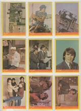 1966 Donruss The Monkees Series B Set (44) Low Grade   #*