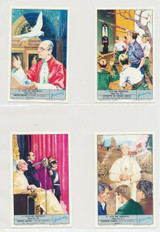 1967 F1822 The Life Of Pope Pius XII Set 6      """"