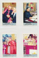 "1967 F1823 The Life Of Pope John The XXIII Set 6   """""
