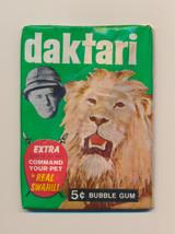 1967 Philly Daktari 5 Cents Wax Pack  #*