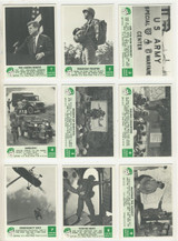"""1966 Philly Green Berets Set 66  """""""""""