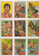 1966 Philly Tarzan Set (66)  """"