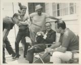 1970's Bob Hop & Frankie Avalon  8 by 10 inches