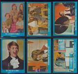 1971 OPC PARTRIDGE FAMILY SERIES 2 BLUE SET (55)