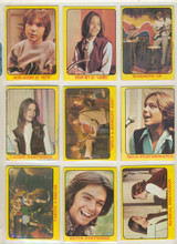1971 Topps Partridge Family All (3) Series 182/198  """"