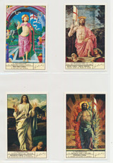 1972 F1853 The Resurrection (Painting) Set 6   """"