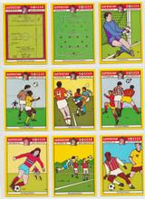 "1976 Colonial Bread Soccer Set 50  """""