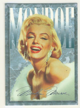 1993 Sports Time Card CoMarilyn Monroe Promo Card