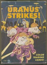 1987 Ting Uranus Strikes Empty Display Wax Box