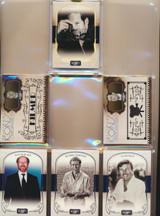 2008 Donruss Celebrity Cuts #84 Steve Guttenberg Autograph #01/99 Plus 5 Cards In Box  #*