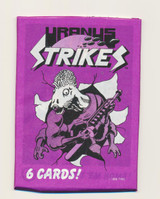 1987 Ting Uranus Strikes Unopened Wax Pack   #*