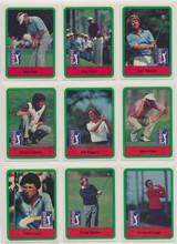 "1982 Donruss  Golf  Set  66  """"  Tough"