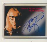 1998 Topps  X-Files The Future Autoraph Card   #*