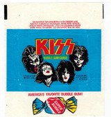 """1978 Donruss Kiss Series 1  Wrappers  """""""""""