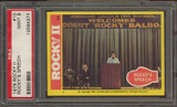 1979 ROCKY'S II #10 ROCKY SPEECH PSA 9 MINT   #*