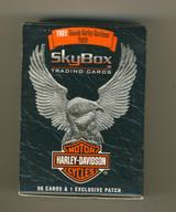 1994 SKYBOX HARLEY-DAVIDSON FACTORY BOX SET (90)
