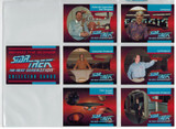 "1993 Star Trek The Next Genereation Behind The Scenes Set 39  """""