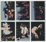 "1999 Comic Images WWF Smackdown Chromium Set 6  """""