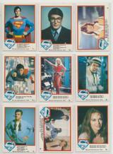 "1978/79 OPC Superman The Movie Set 132/16  """""