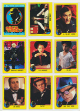 1990 Topps Dick Tracy Set 88/11   #*