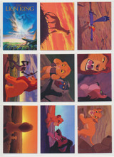 "1994 Skybox The Lion King Set 90  """""