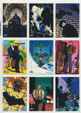 1994 Skybox Batman Saga Of The Dark Knight Set 100  #*