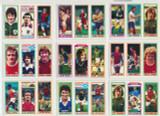 "1981 Topps Ireland Footballers (Soccer) Set 65 Cards  """""