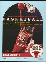 1991 Michael Jordan Sanchez Price Guide Basketball 2nd Edition
