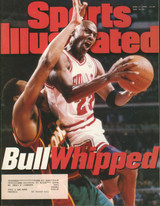 1995-1996 Michael Jordan Sport Illustrated (Lot Of 4)