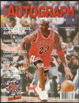 1997-1998 Michael Jordan on Cover Lot of 3 Different