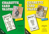 1991/1996 Cigarette Card Values by Murray Cards International (2) Price Guides